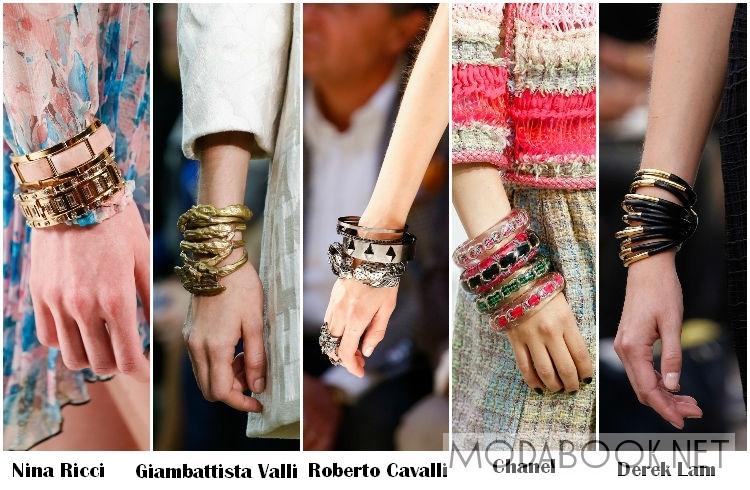 Мода на браслеты 2014 года