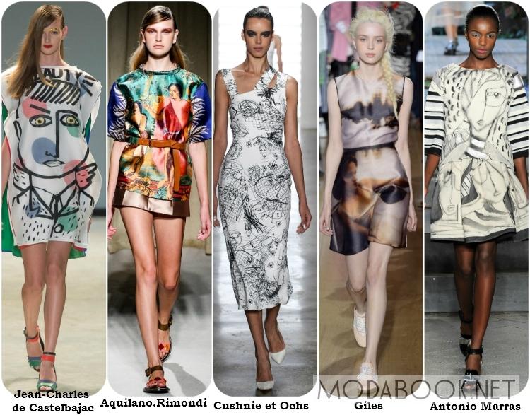 Что будет в моде летом 2014 года?