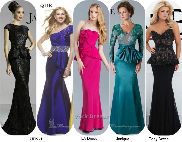 92bba1cc9d0b3fe Чеченские длинные вечерние платья фото - Модадром