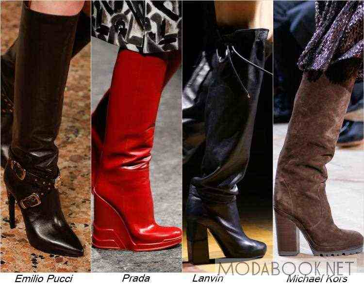 Модная женская зимняя обувь 2019-2020: новинки на фото, тенденции и тренды стиля, как выбрать