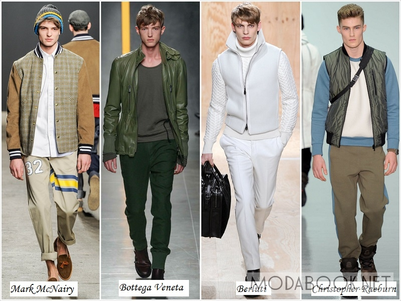 Одежда в спорптивном стиле для мужчин