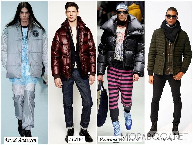 Фото одежды в спортивном стиле для мужчин