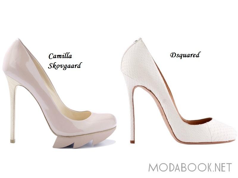 Туфли модные по интернету