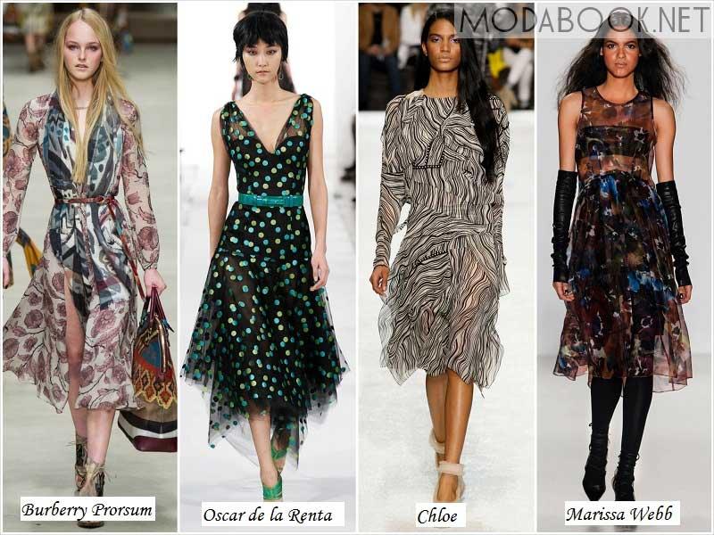 Модные платья -лето 2010 - Wooms.ru - сайт для