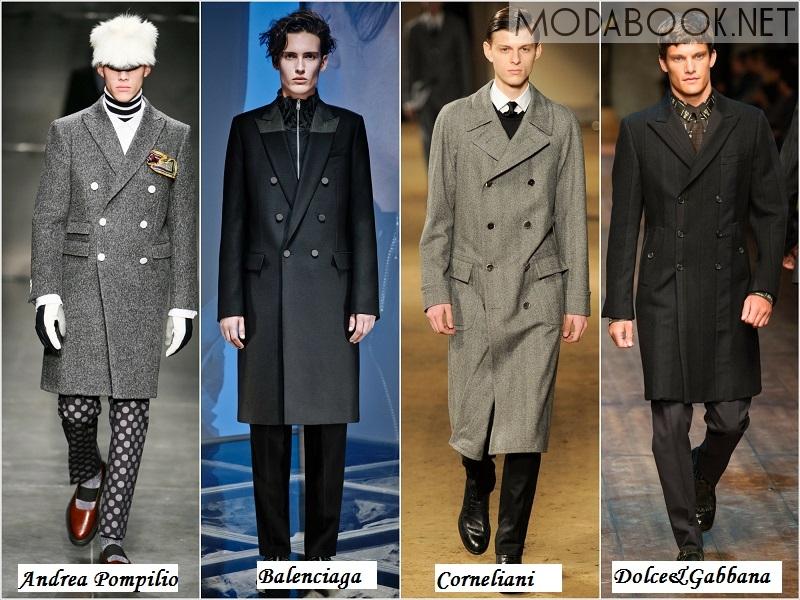 Мужские пальто осень зима 2014 2015