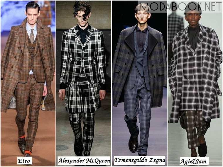 Ьужская модная одежда осени 2014 года