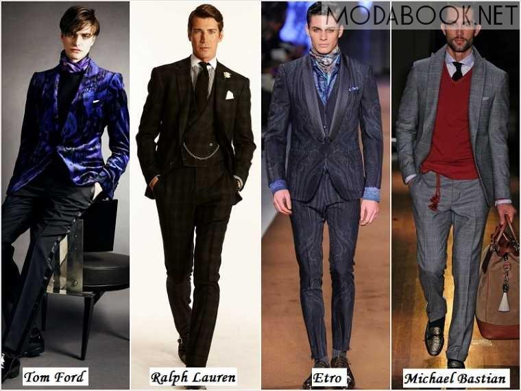Фото мужских тенденций моды на осень зиму 2014 2015