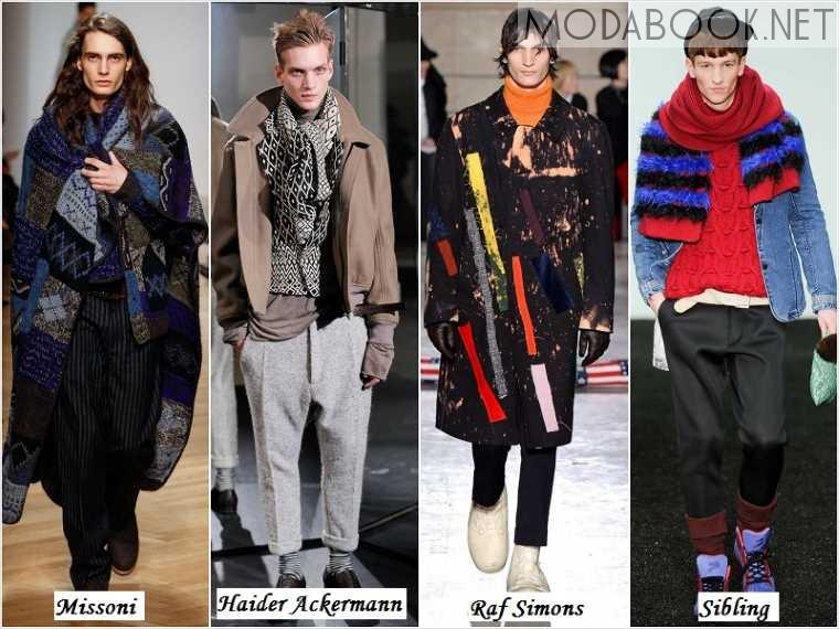 Тенденции мужской моды на осень 2014 года