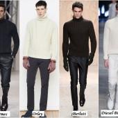 Мужские свитера 2014: осень зима