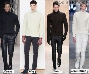 Мужские свитера 2020: осень зима