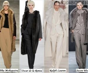 Стиль пальто и его фасоны