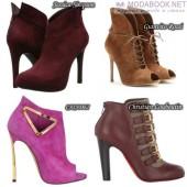 Модная обувь: весна 2015