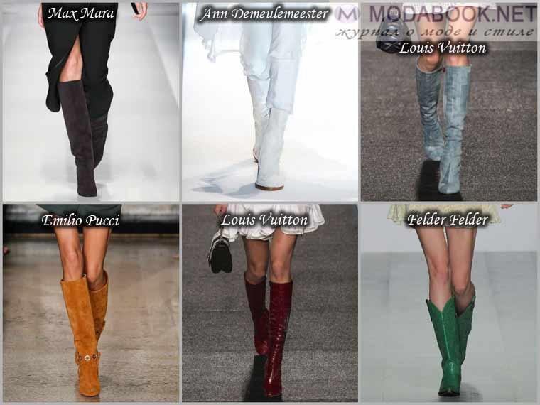 Модная обувь весна-лето 2 16