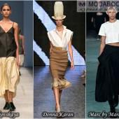 Модные юбки: весна 2015
