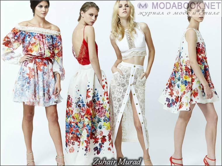 Какие платья этим летом модно