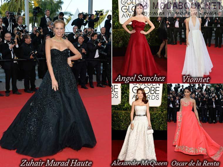 Выпускные коктейльные платья  принцессы