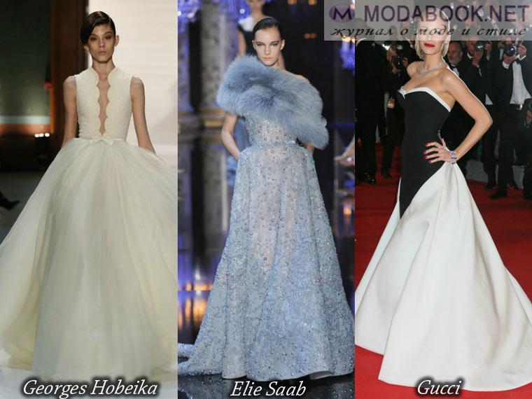 Какими стали модные выпускные платья 2015 в соответствии с тенденциями современной моды? В этом году упор делался на длинные вечерние платья