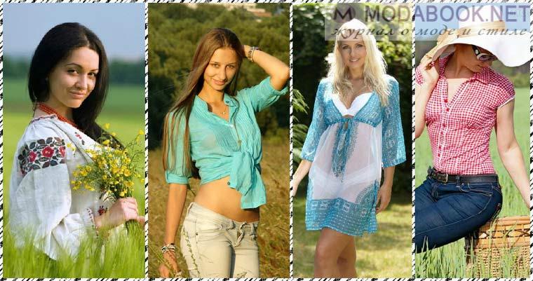 Дачная одежда - как одеваться на дачу