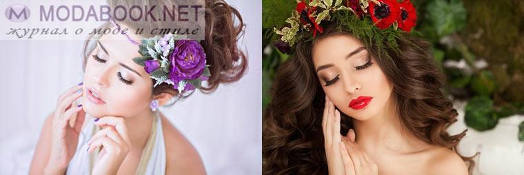 Шикарный макияж на свадьбу 2015