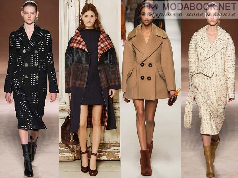 e680ae619d7 Модные женские пальто осень 2019 зима 2019  трендовые коллекции