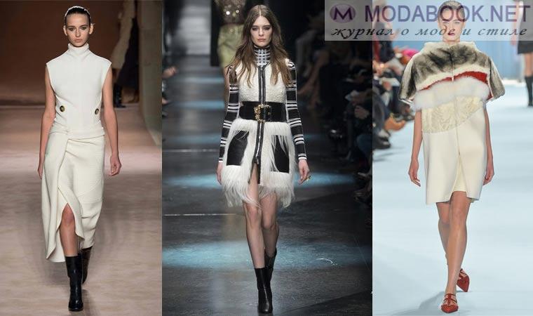 Модные пальто без рукавов осень зима 2015-2016