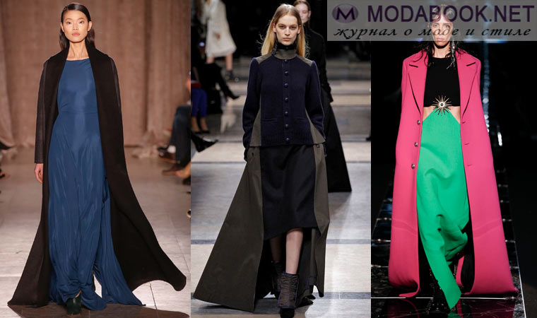 Пальто мода 2015 2016