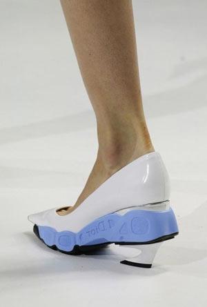 Модные туфли 2015 осень