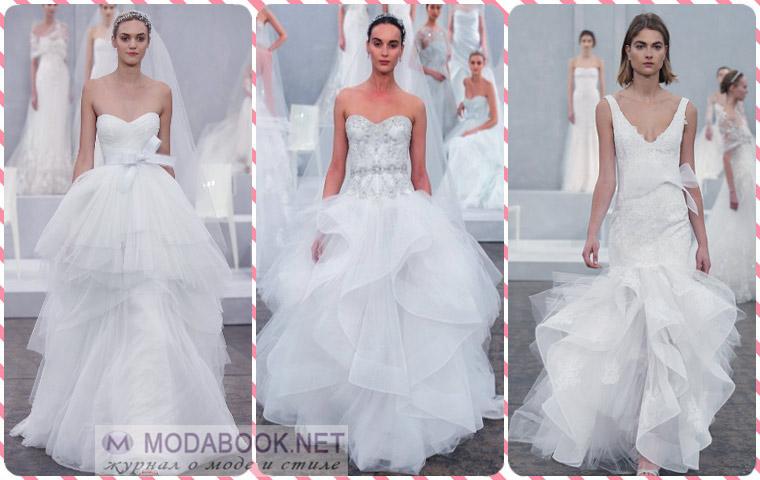 Фасон свадебного платья, который подчеркнет ваши достоинства