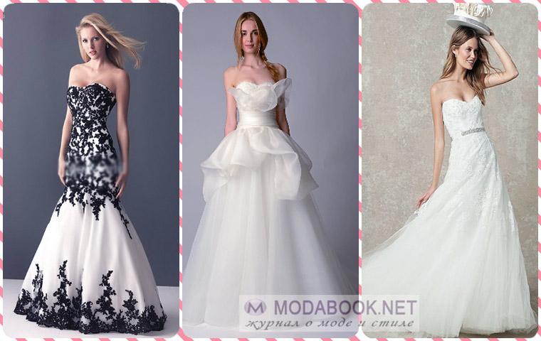 Модели свадебных платьев new look в сегодняшнем сезоне 2015