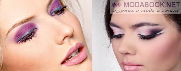 Цвет подводки для макияжа карих глаз