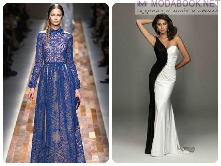 0776800ffb7 Модные вечерние платья 2019 года - секреты вечерних нарядов