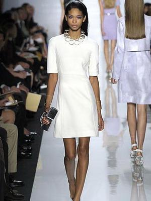 Белое платье 2016