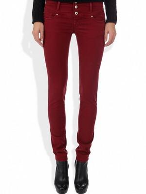 Цветовая гамма джинсов осень-зима 2015-2016