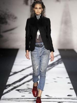 Классные джинсы осень-зима 2015-2016