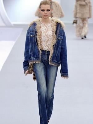 Модные джинсы осень-зима 2015-2016