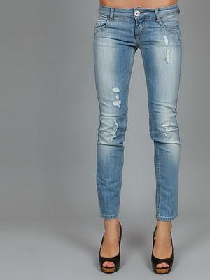 Женские джинсы зимы 2015-2016