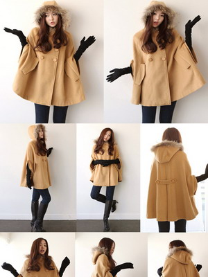 Драповое женское пальто: осень-зима 2015-2016