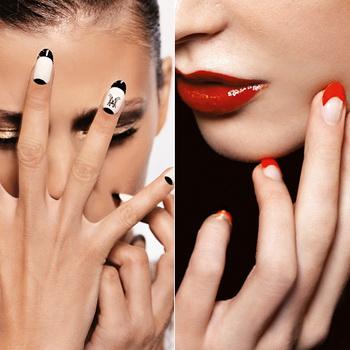 Маникюр на коротких ногтях: фото красивого дизайна
