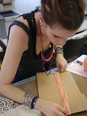 Как украсить платье пошаговое фото