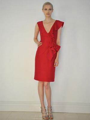 Как подобрать платье по фигуре: размер и цвет