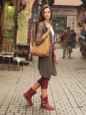 Мода на угги