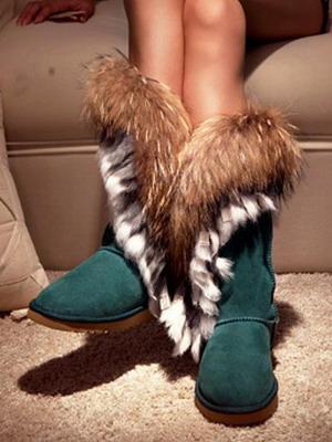 Угги-обувь из натуральной овчины