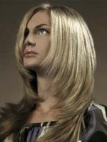 Каскад лесенкой на длинные волосы