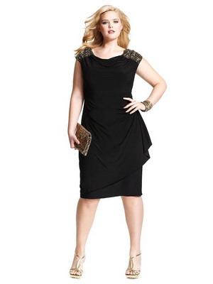 Модные платья-2016 для полных