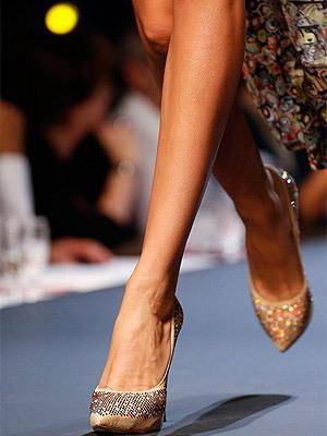 Женственные туфли на шпильках 2016