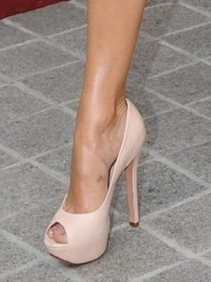 Туфли на шпильке 2016