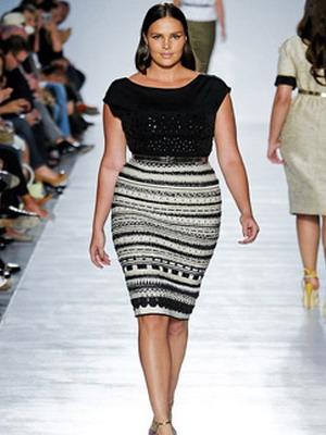 Шерстяная юбка для полных 2016