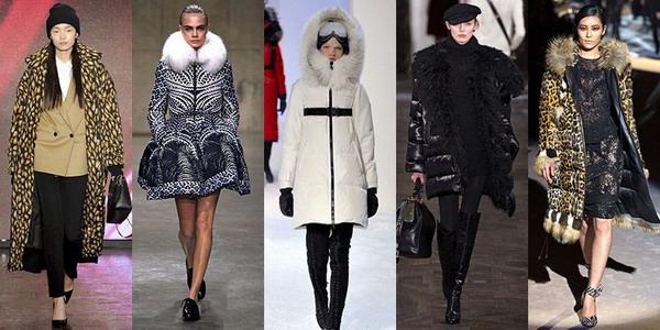 Женская верхняя одежда грядущего сезона осень-зима 2015-2016