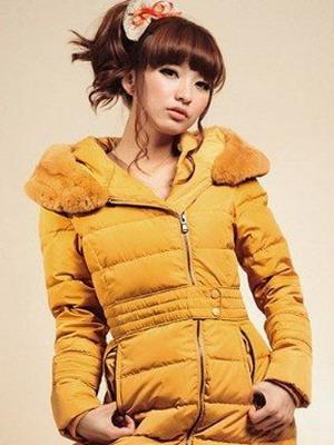 пуховики желтого цвета фаворит зимней моды 2016