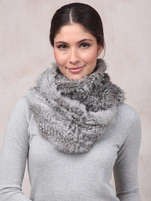 Модная текстура шарфа осень-зима 2015-2016